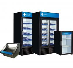 r134a series coolers - Beverage Coolers
