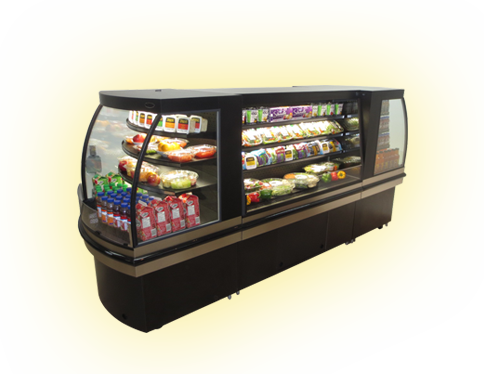 convenience store merchandisers glass door merchandisers refrigerated merchandisers commercial refrigeration open air - Beer Merchandiser