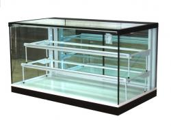 CTTU-D-4827ST by QBD is leading manufacturer, supplier, exporter of Dry Display Cases, Dry Display Cases manufacturer, Dry Display Cases exporter, Dry Display Cases supplier, Dry Bakery Display Cases, Custom Bakery Display Cases, Commercial Dry Display Cases, dry display cabinets, dry refrigerated display cabinets, dry pastry counter display in Canada, USA & Worldwide