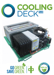 Cooling Deck, QBD Cooling Deck